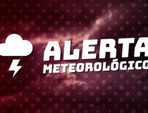 ATENCIÓN! Alerta Meteorológico para el sur de Córdoba por tormentas fuertes.