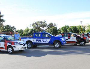 Parte Policial: Accidente de tránsito