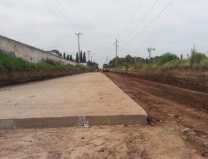 Circunvalación: La obra podría estar terminada en febrero de 2019