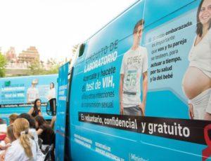 Testeos rápidos para VIH en Laboulaye