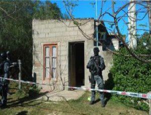 LABOULAYE: Fue interceptado al llegar a la plaza donde comercializaba marihuana